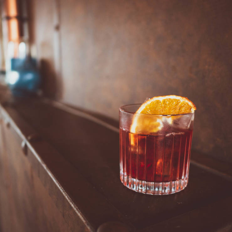 Le Cocktail du mois d'Octobre : Bienvenu au ….